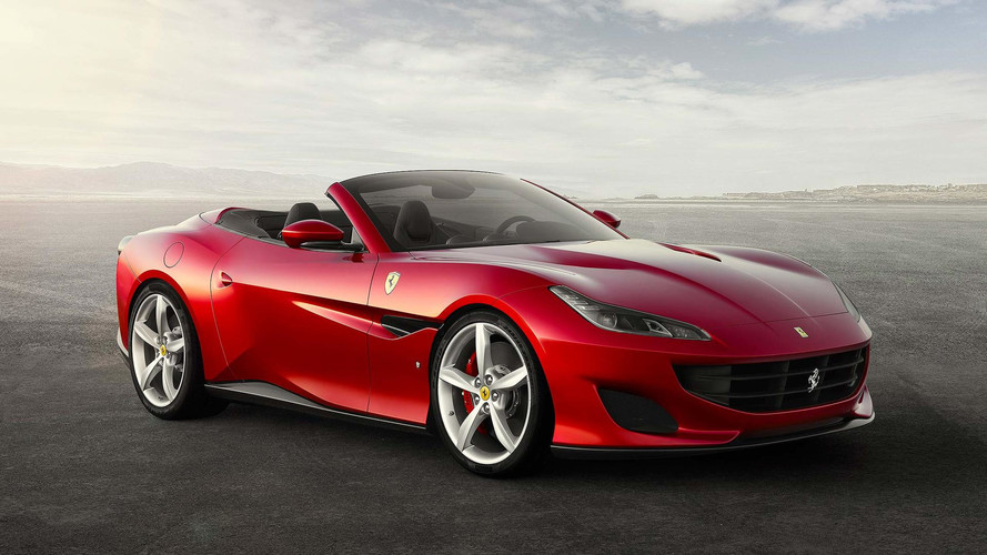 Ferrari Portofino revealed - Ferrari's new entry level GT