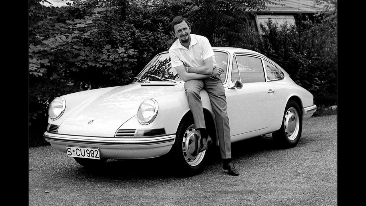 1963: Porsche 911