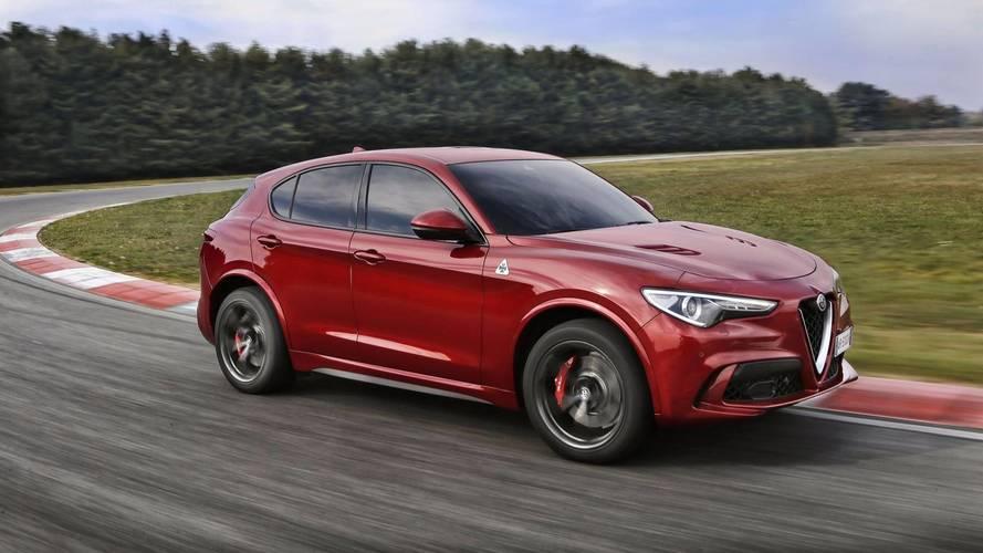 Alfa Romeo - Ouverture des commandes pour le Stelvio Quadrifoglio