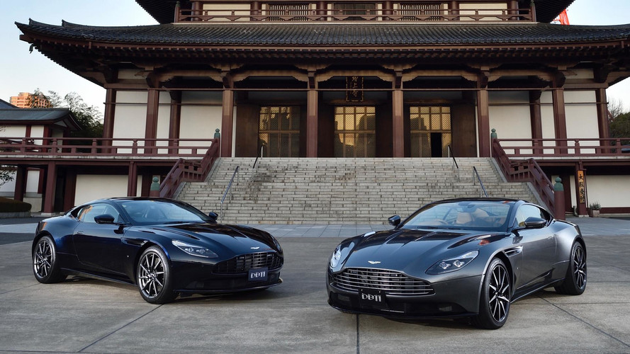 Aston Martin will only sell hybrids by the mid-2020s