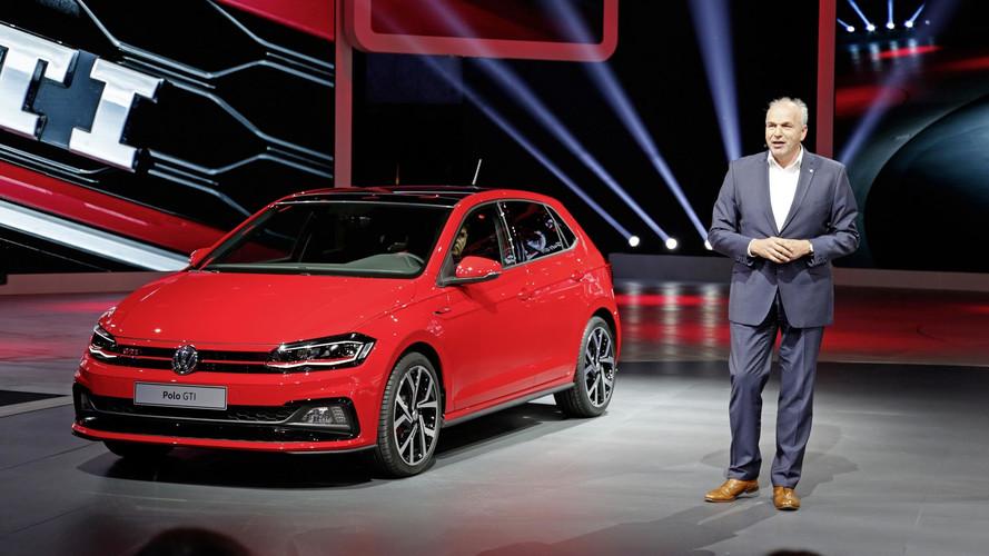 La Volkswagen Polo GTI s'échauffe au Salon de Francfort
