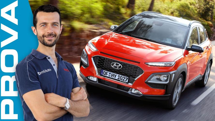 Hyundai Kona, il coraggio di osare