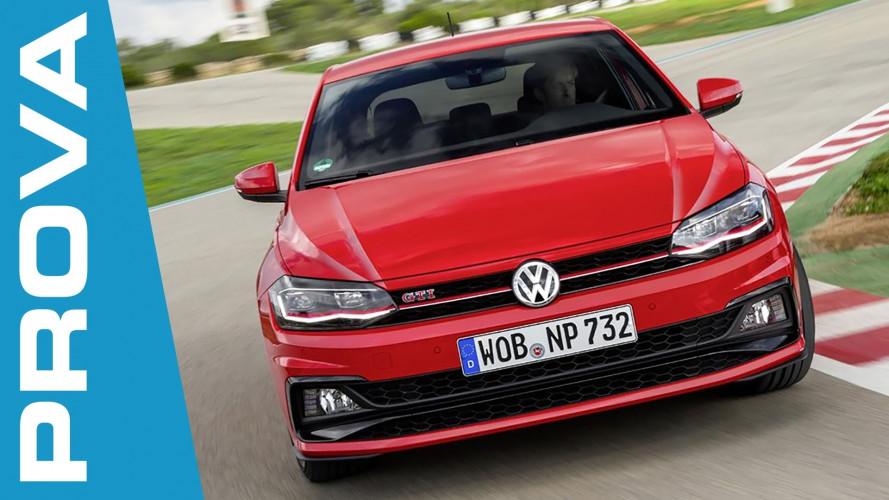 Volkswagen Polo GTI, va a caccia di giganti