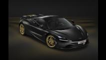 McLaren 720S MSO Bespoke Nero Oro