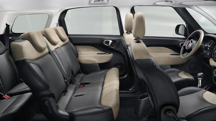 Fiat 500L MPW priced from 15,795 GBP