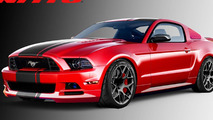 Nitto Tire Mustang GT for SEMA 17.10.2013