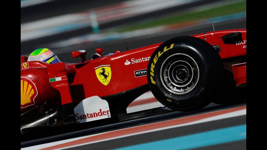 Abu Dhabi, Pirelli ritorna in Formula 1