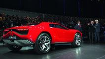 Italdesign Giugiaro Parcour at 2013 Geneva Motor Show