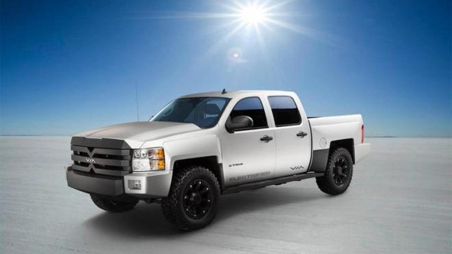 Via Motors launches X-Truck concept at NAIAS