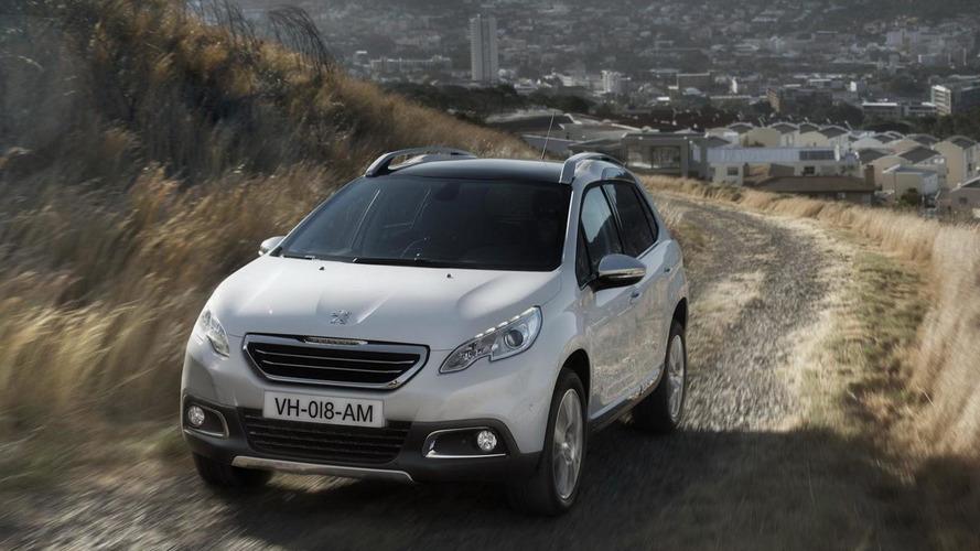 Three-door Peugeot 2008 RX in the works - report