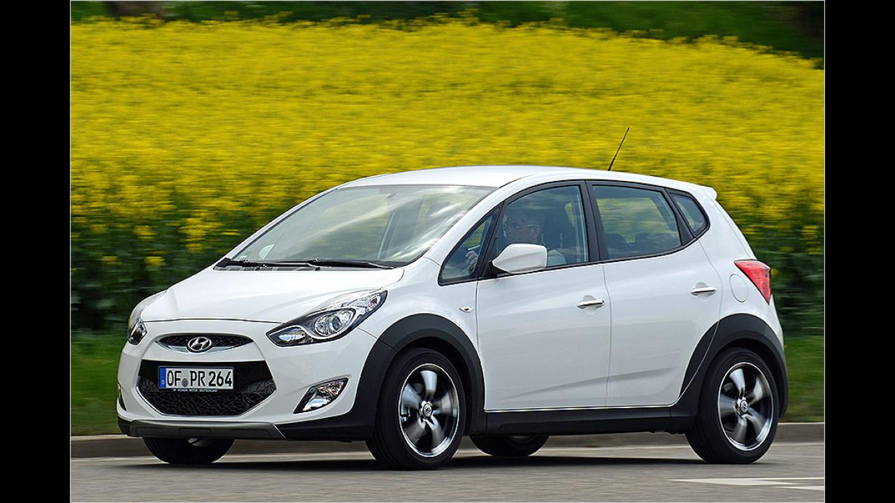 Hyundai ix20 Crossline