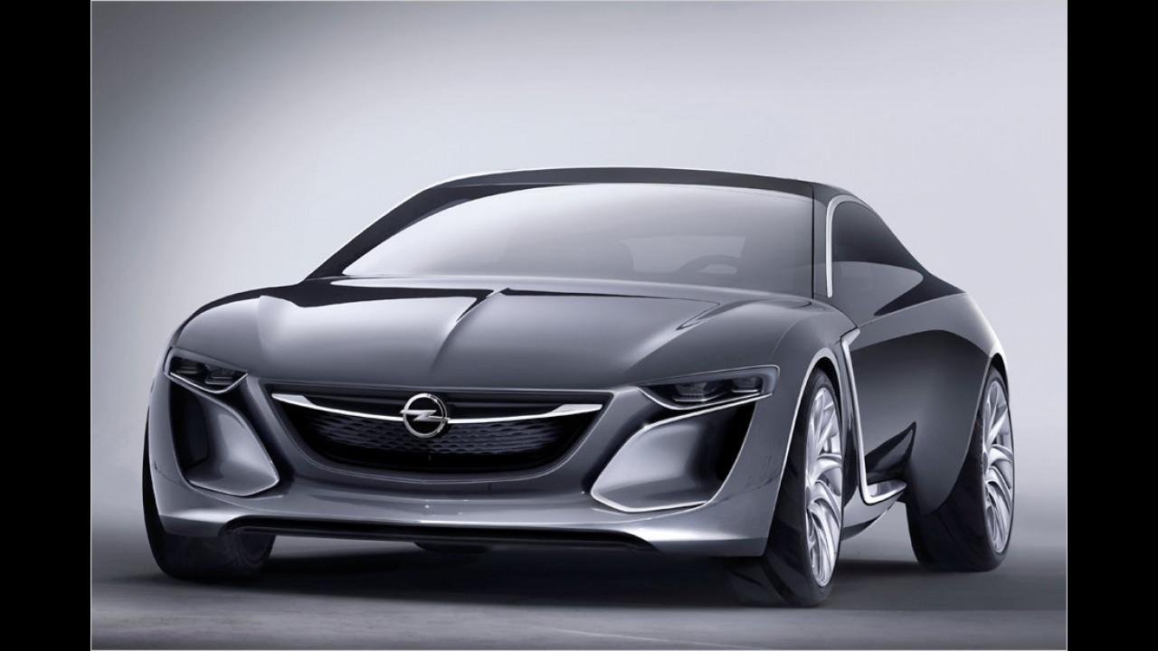 Opel Monza Concept (2013)