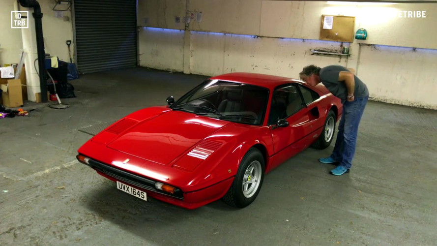 James May's Ferrari 308 Walkaround Video Is Simple And Brilliant