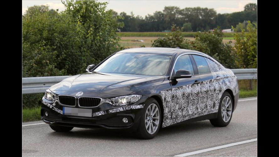 Erwischt: BMW 4er Gran Coupé