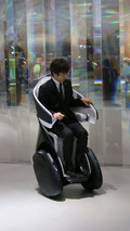 Toyota i-REAL Concept live in Tokyo