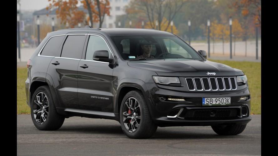 Jeep vai atrasar próximo Grand Cherokee para reavaliar plataforma