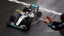 Hamilton admits winning F1 title