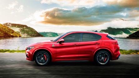 C'est promis, l'Alfa Romeo Stelvio sera le SUV le plus rapide sur le Nürb' !