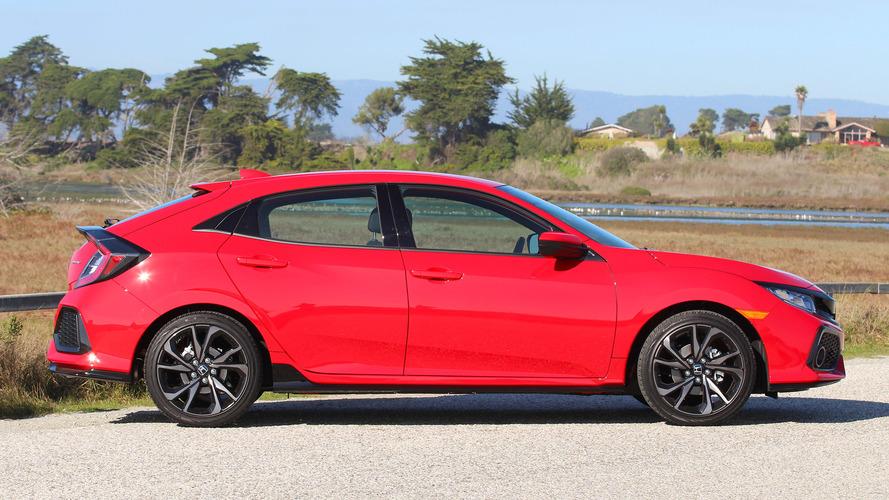 2017 Honda Civic Hatchback: İlk Sürüş