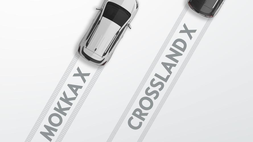 Opel Meriva'nın yerine gelecek model: Crossland X