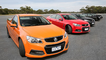 2017 Holden Commodore special editions