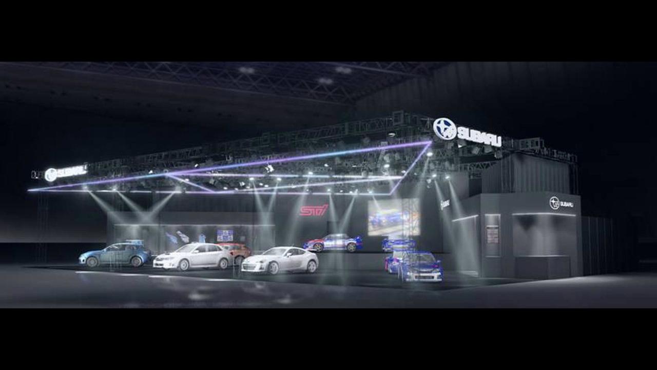 Subaru 2017 Tokyo Auto Salon