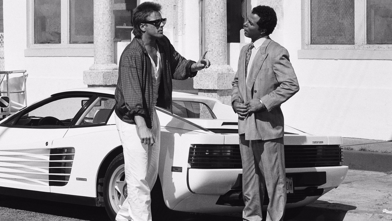 Ferrari Testarossa 1986 Miami Vice