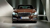 2010 Mercedes E-Class Officially Revealed