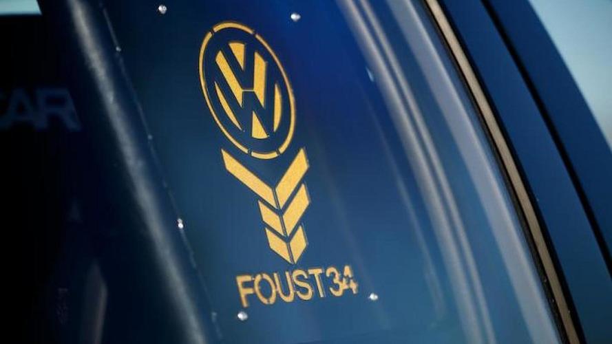 Tanner Foust unveils his 900 bhp VW Passat for Formula Drift [video]