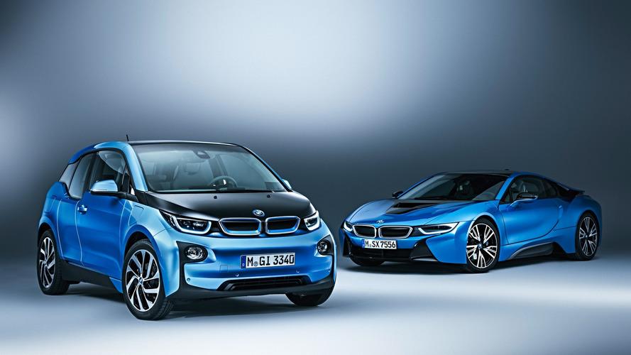 Malgré l'échec de la i3, BMW continue de croire en l'électrique