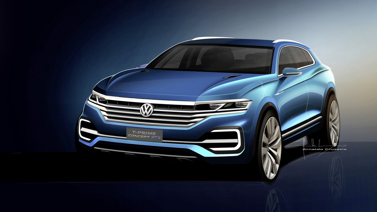Prime Motor Group >> 2018 VW Touareg Returns In New Revealing Spy Shots