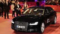 Piloted driving Audi A8 L W12