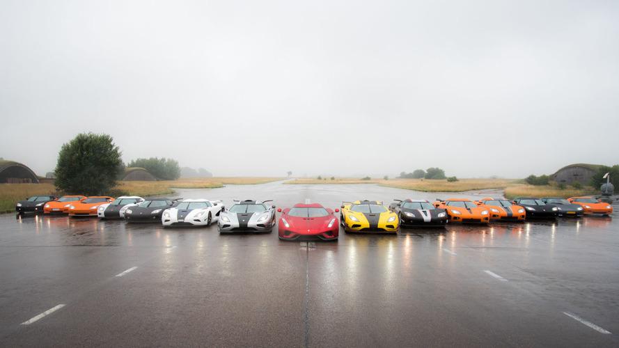 Koenigsegg Owners Event 2016