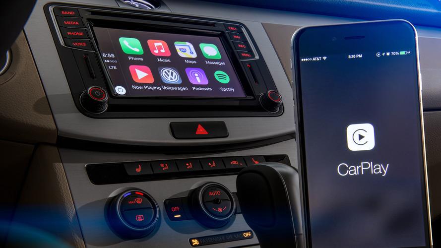 Apple CarPlay: Column