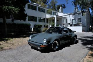 Steve McQueen's Rare Porsche 930 Turbo Comes Up for Auction