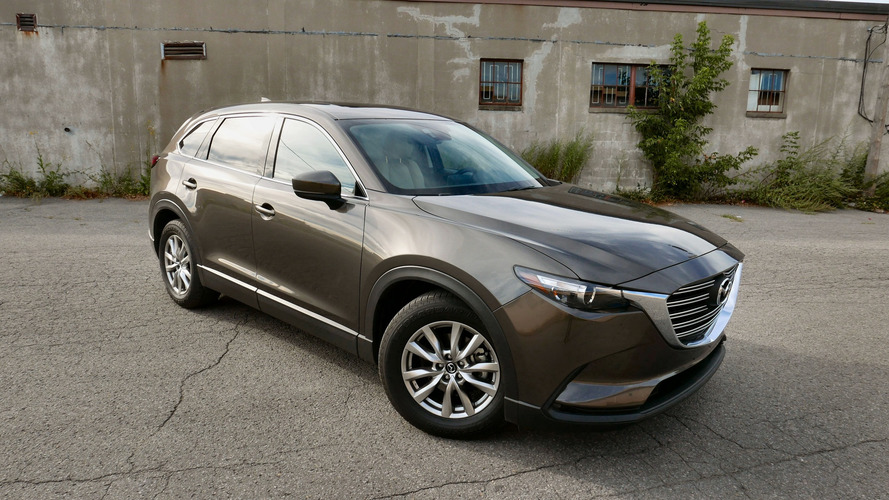 Review: 2016 Mazda CX-9 GS-L
