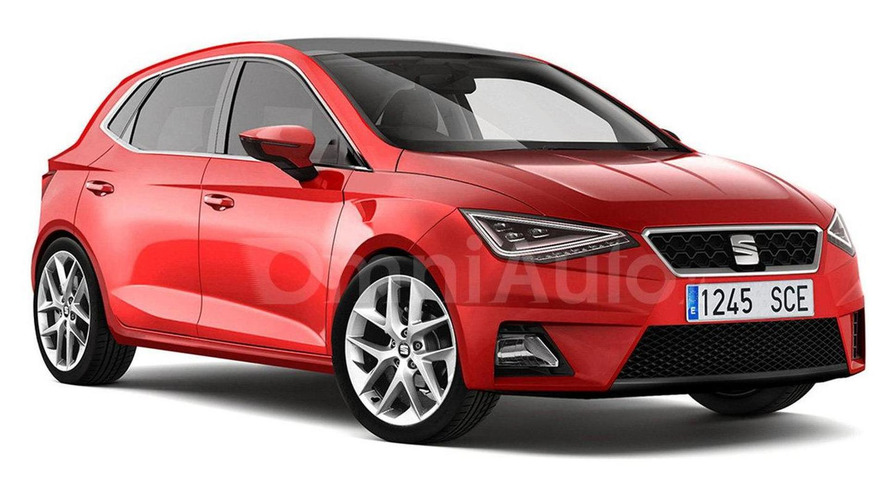 2016 SEAT Ibiza speculative render is probably spot on