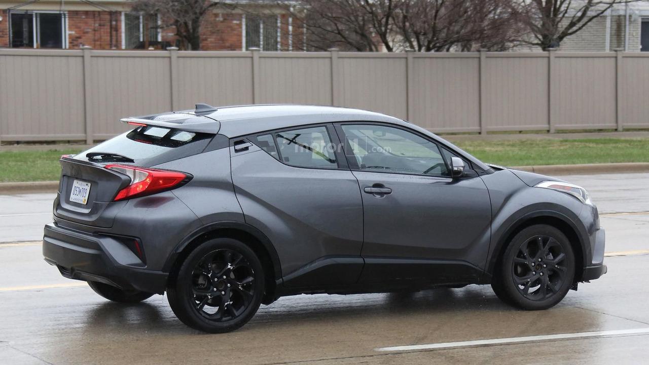 2018 Toyota C Hr Spied In U S Toyota C Hr Forum
