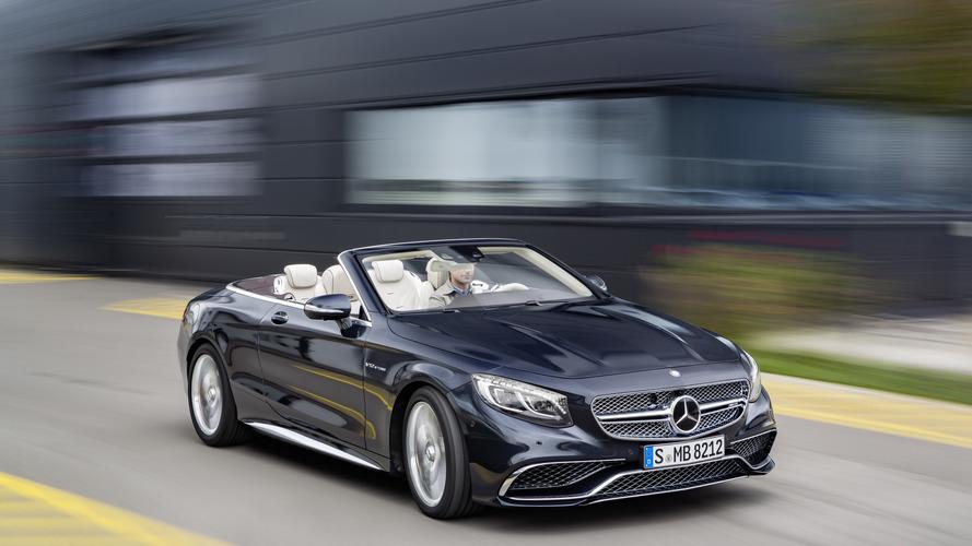 Mercedes-Benz Clase S