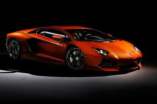 Lamborghini Aventador Sets Itself on Fire [Video]