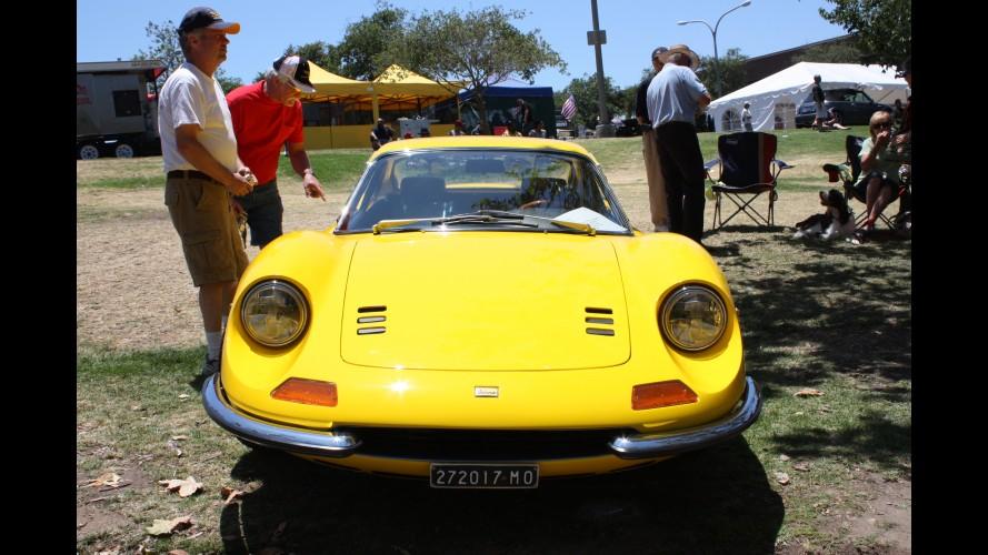 Abarth 695 Tributo Ferrari