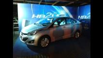 Hyundai HB20S chega com preço inicial de R$ 39.495