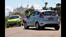 Impressões ao dirigir: New Fiesta Hatch 2012