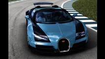 Bugatti Veyron Legend edition presta homenagem à história da marca nas corridas