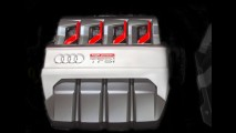 Audi TT Sportback entra na onda