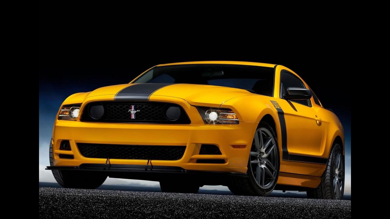 Novo Ford Mustang também terá motor 2.3 EcoBoost nos EUA
