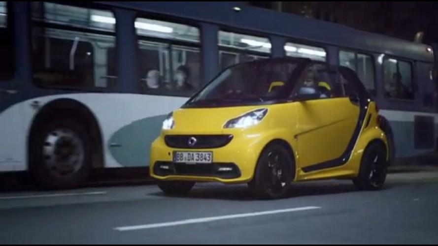 VÍDEO: Smart faz propaganda criativa para quem sonha em deixar o transporte público