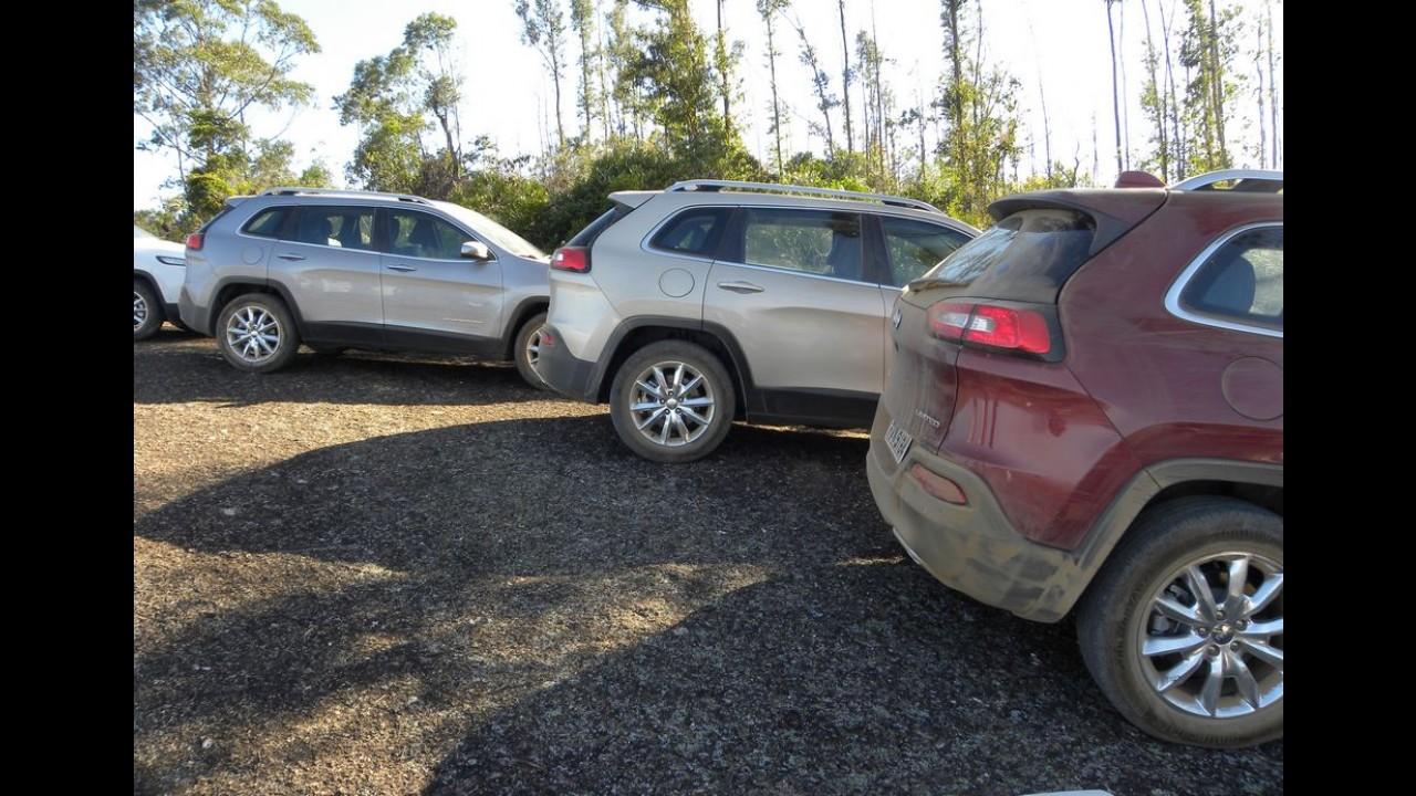 Volta Rápida: Jeep Cherokee ousa no estilo sem perder a essência