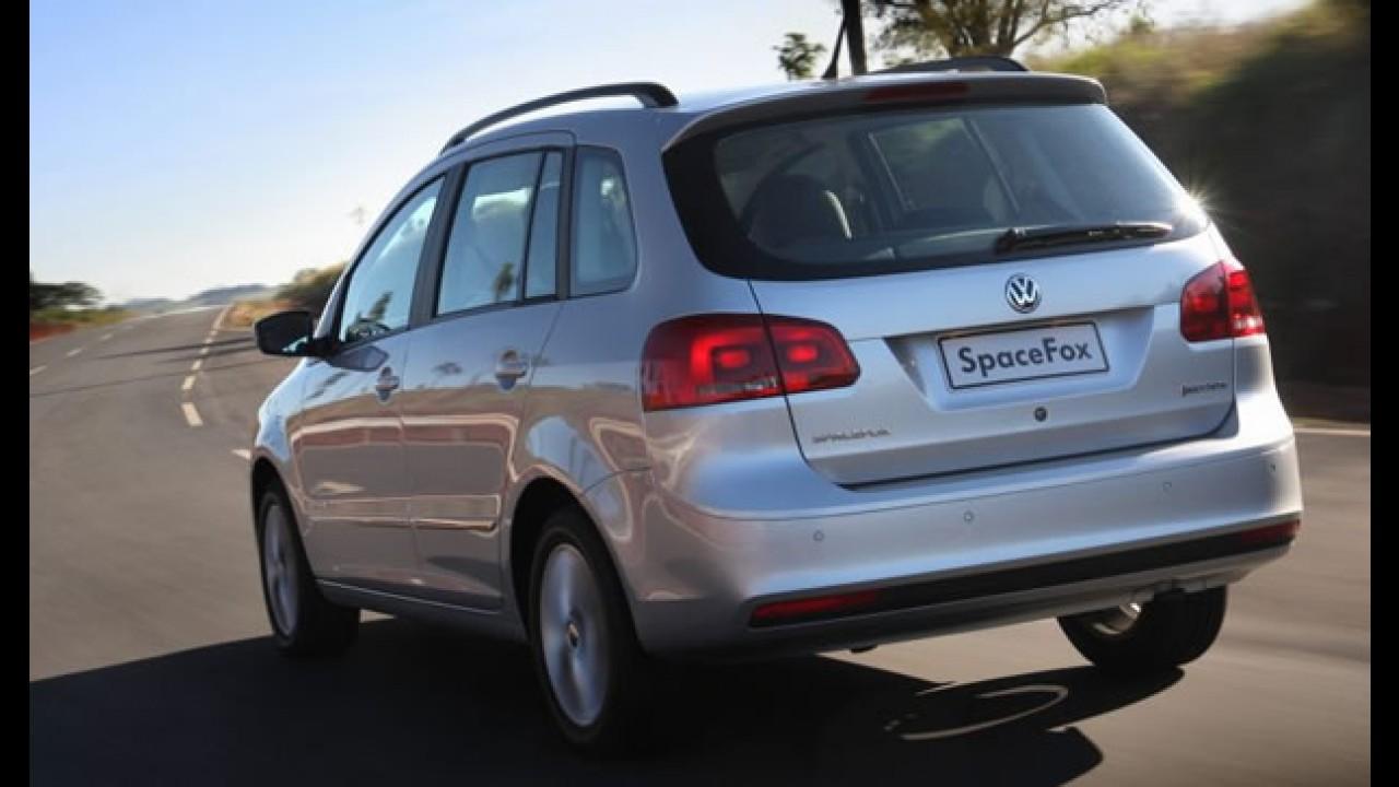 Volkswagen lança a Nova SpaceFox 2011 no Brasil com preço inicial de R$ 49 mil