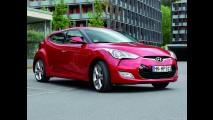Hyundai Veloster é lançado oficialmente nos Estados Unidos pelo equivalente a R$ 28.000